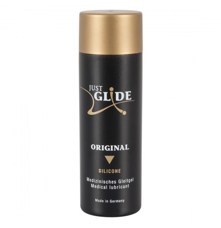 Lubrifikant Just Glide Original Silicone Gel 100 ml