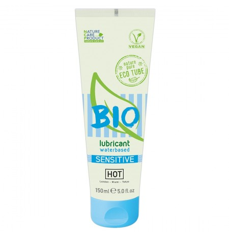 Lubrifikant HOT BIO waterbased Sensitive 150 ml