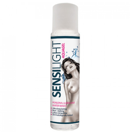 Lubrificante Sensilight Aquagel 60 ml