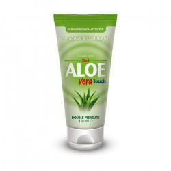 Xhel Lubrifikant Dhe Masazhues 2ne1 Aloe Vera Touch 100 ml