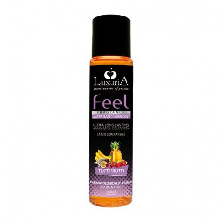 Lubrifikant Xhel Feel Luxuria Me Arome frutash Mix 60 ml