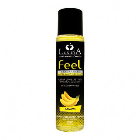 Lubrifikant Xhel Feel Luxuria Me Arome Banane 60 ml
