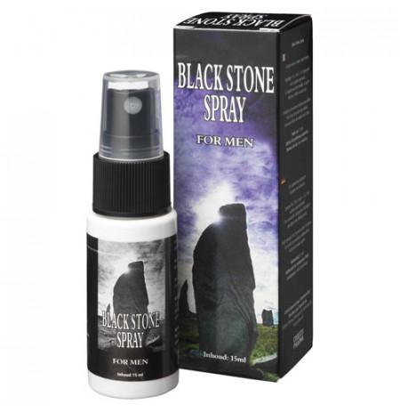 Spray Me Efekt Vonues Ejakulimi Per Meshkuj Black Stone 15 ml