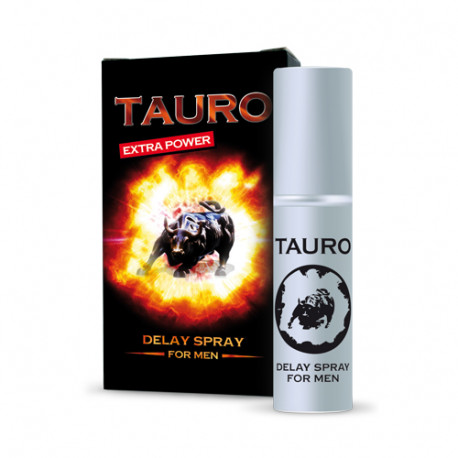 Spray Me Efekt Vonues Ejakulimi Per Meshkuj Tauro Extra Power 5 ml
