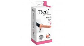 Vibrator Rrip Strap On Real Rapture 8 Flesh