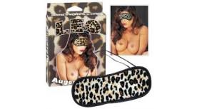 Maskë Leopard