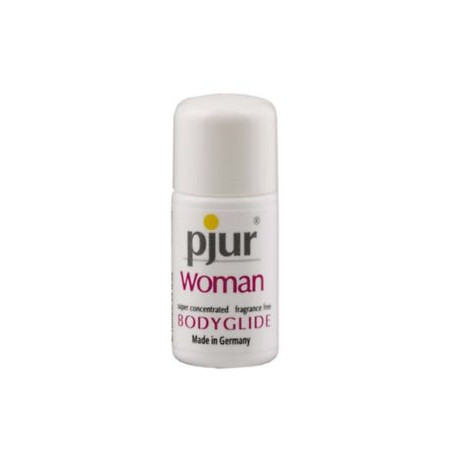 Lubrifikant Silikon Pjur Woman 10 Ml