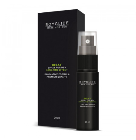 "Spraj vonues boyglide ""delay spray"" 20 ml"