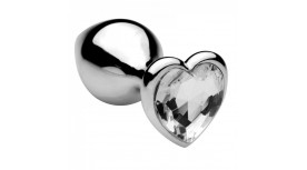 "Plug Anal ""Heart Jewel"""