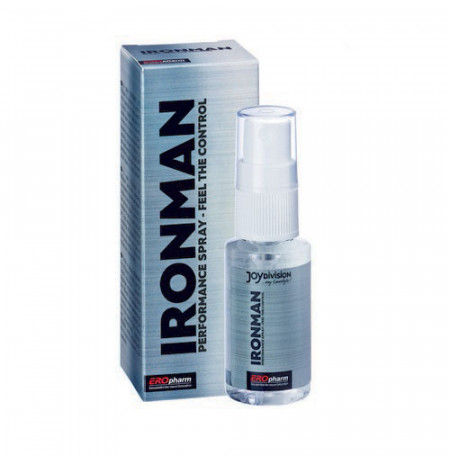 "Spraj vonues ""ironman"" 30ml"