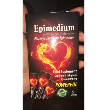 Epimedium Suplement Afrodiziak