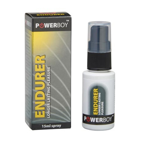 Vonues Ejakulimi Powerboy Endurer Spray