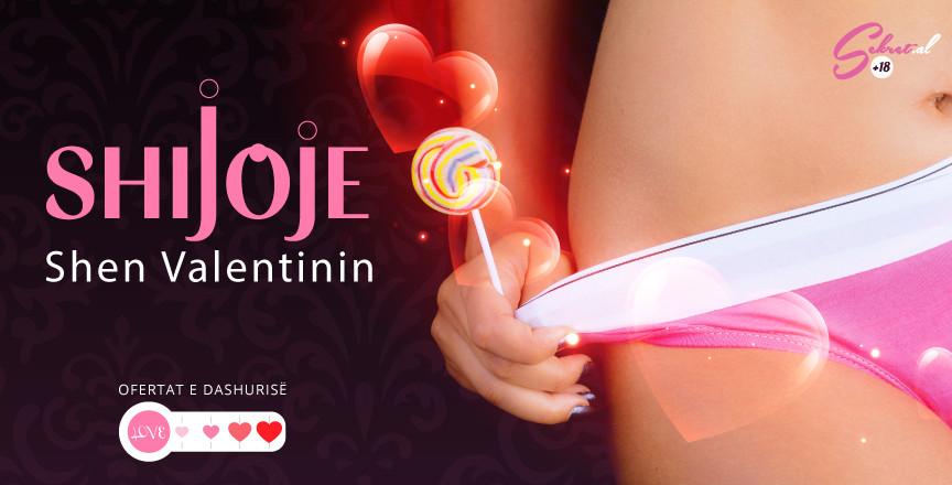 Produkte te reja Shen Valentin